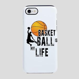 Basketball iPhone 7 Tough Case