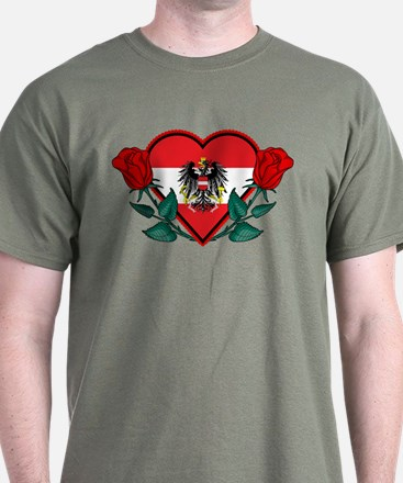 Heart Austria T-Shirt