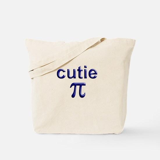 cutie Pi Tote Bag