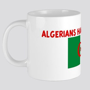 ALGERIANS_HAVE_MORE_FUN 20 oz Ceramic Mega Mug