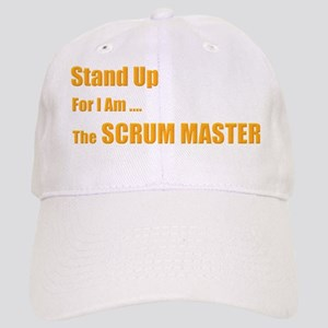 Stand for the scrum master Cap