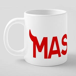 master light 20 oz Ceramic Mega Mug