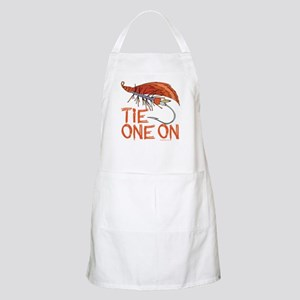 Fly Tying BBQ Apron