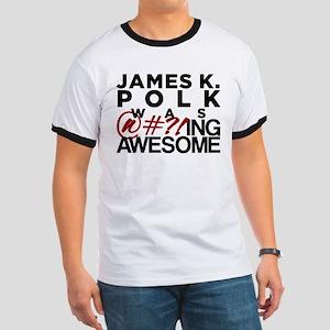 James K. Polk Ringer T