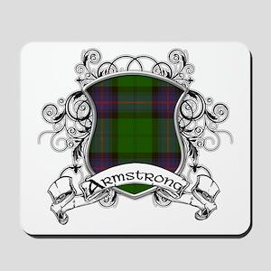 Armstrong Tartan Shield Mousepad