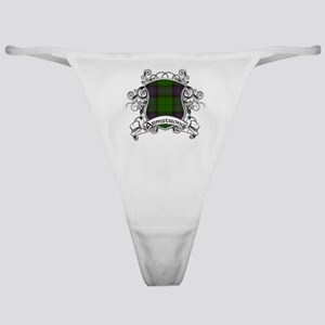 Armstrong Tartan Shield Classic Thong