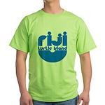 Turtle Island Green T-Shirt