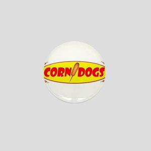 Corn Dogs Mini Button
