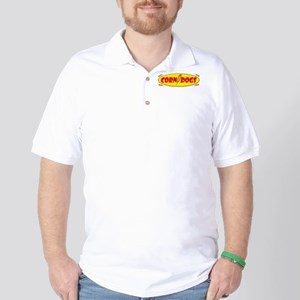 Corn Dogs Golf Shirt