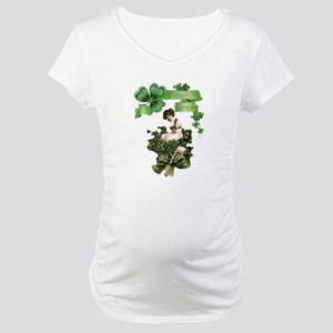 Lady Luck Maternity T-Shirt