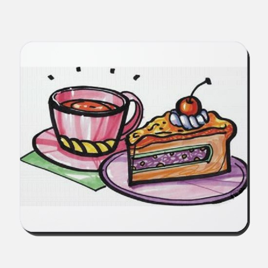 Dessert Mousepad
