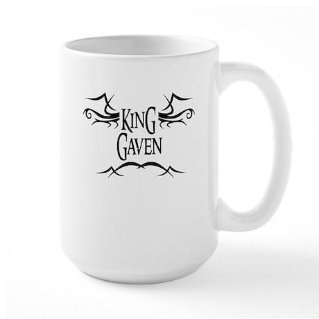 King Gaven Large Mug