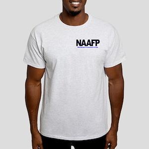 NAAFP Ash Grey T-Shirt