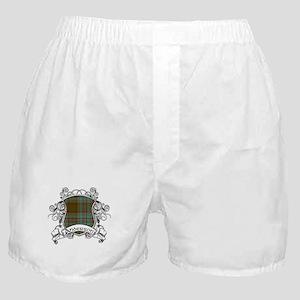 Anderson Tartan Shield Boxer Shorts