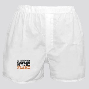 Keeper of the Flame (Grill) Boxer Shorts