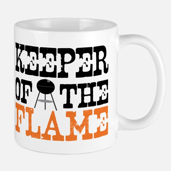 Keeper of the Flame (Grill) Mug