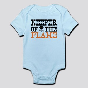 Keeper of the Flame (Grill) Infant Bodysuit