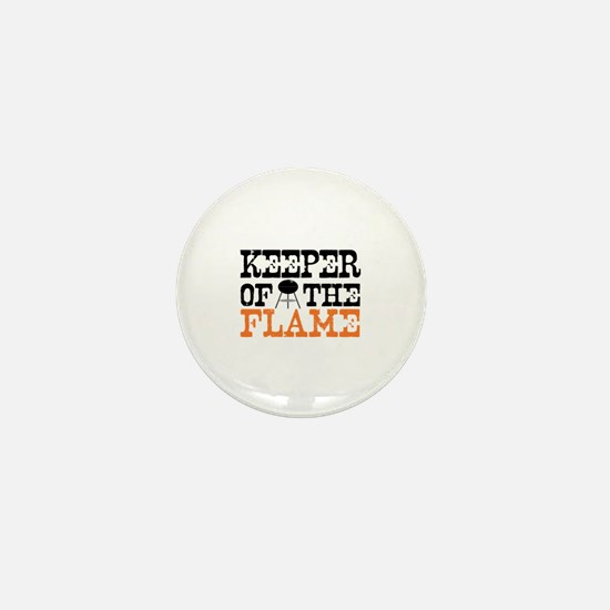 Keeper of the Flame (Grill) Mini Button