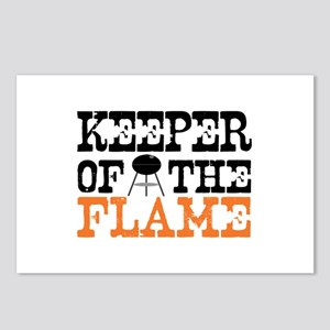 Keeper of the Flame (Grill) Postcards (Package of