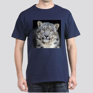 Snow Leopard Dark T-Shirt