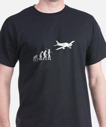 Airplane Evolution T-Shirt