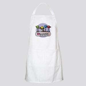 Inclusion Better Together BBQ Apron