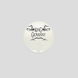 King Giovanny Mini Button