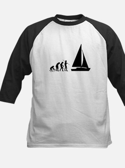 Sail Evolution Kids Baseball Jersey