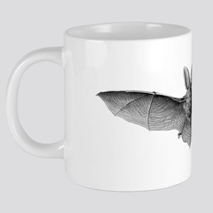 Haeckel_Chiroptera_Plecotus 20 oz Ceramic Mega Mug