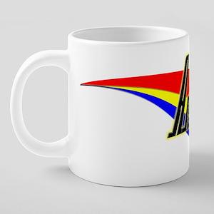 anita 20 oz Ceramic Mega Mug