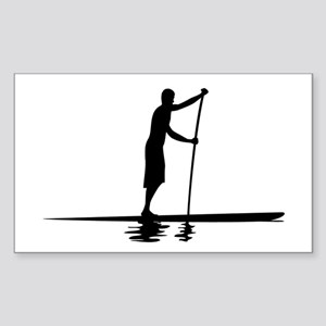 Paddleboarder MkI Rectangle Sticker