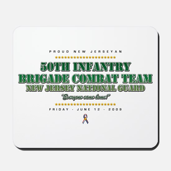 50th Infantry Mousepad