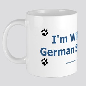 GSWithBlu 20 oz Ceramic Mega Mug