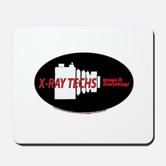 X-ray Techs Camera Mousepad