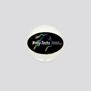 X-ray Techs Image is Everythi Mini Button
