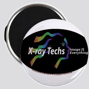 X-ray Techs Image is Everythi Magnet