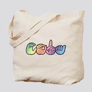 CODA Pastel Tote Bag