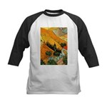 House and Ploughman Kids Baseball Jersey