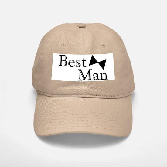 Best Man Baseball Baseball Cap
