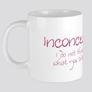 Inconceivable 2 20 oz Ceramic Mega Mug