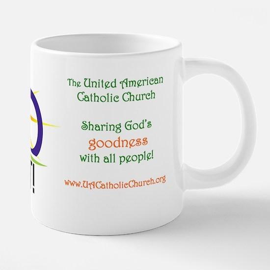 God Great Mug.png 20 oz Ceramic Mega Mug