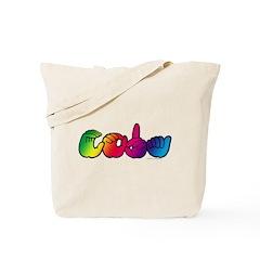 CODA Rainbow Tote Bag