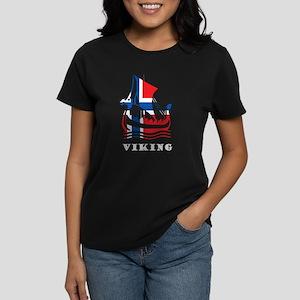 Norway Viking Women's Dark T-Shirt