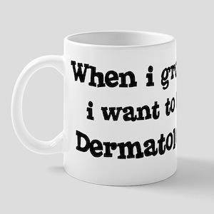 Be A Dermatologist Mug