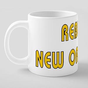 Rebuild N.O. 1 20 oz Ceramic Mega Mug