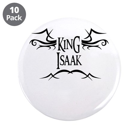 King Isaak 3.5 Button (10 pack)