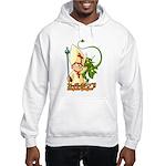SuperPope Demon Choke hooded sweatshirt