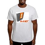 SuperPope.Com Cartridge shirt (grey)