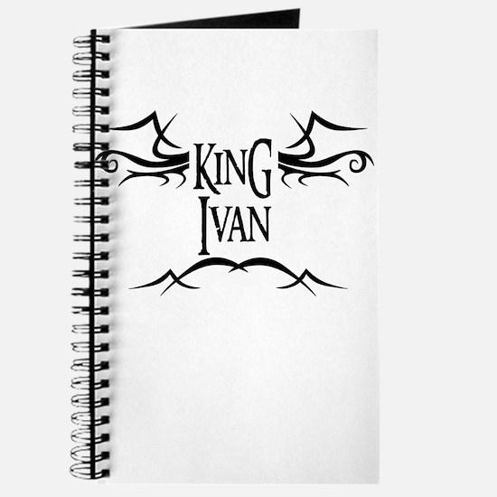 King Ivan Journal