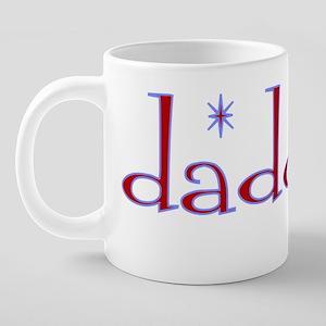daddy-o 20 oz Ceramic Mega Mug